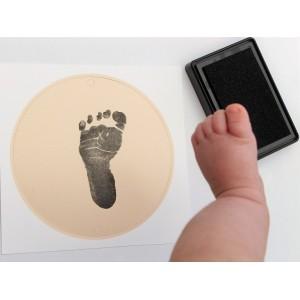 cadeau kit souvenirs empreinte bebe