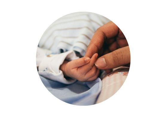 préparer larrivee de bebe deco chambre