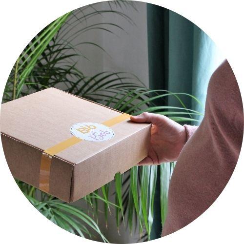 BOX CADEAU ORIGINAL FUTURE MAMAN